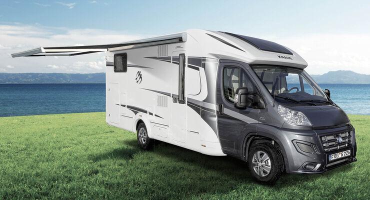 Knaus bietet für Reisemobile nun auch die Markise Dometic Premium zum Nachrüsten an. Kunden sparen 250 Euro bei der Montage.