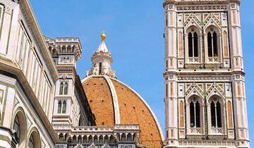Kuppel des Doms in Florenz