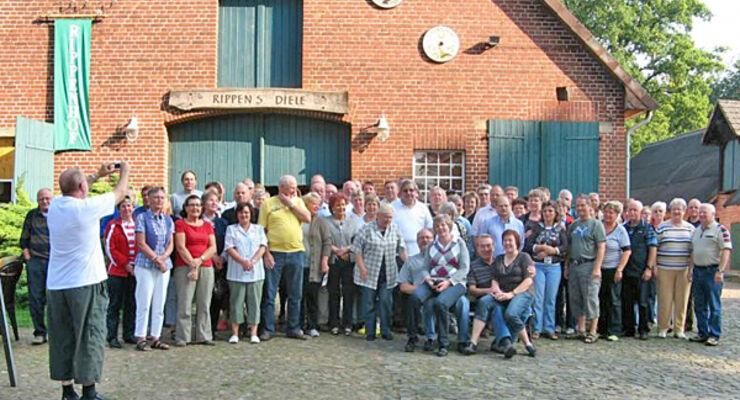 LMC Lord Münsterland Club International Wohnwagen Wohnanhänger Reisemobil Caravan