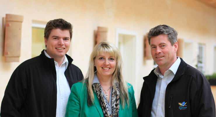 Manuel Wendt übernimmt die Position des dritten Geschäftsführers im elterlichen Betrieb in Kremmin.
