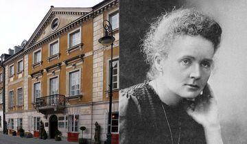 Marie Curie Wohnhaus