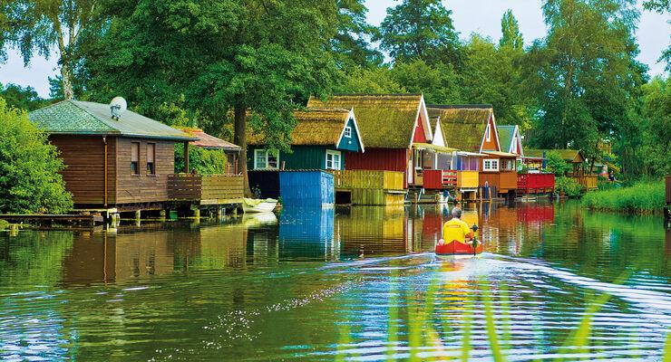 Mecklenburg Vorpommern Bootshäuser