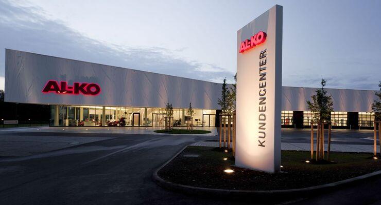 Mit der Eröffnung des neuen Kundencenters in Kleinkötz verfügt Alko über zwei eigene Service-Stützpunkte in Deutschland.