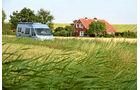 Mobil-Tour: Ostfriesland, Reisemobil