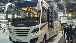 Morelo Palace Liner Style 108 GSB außen
