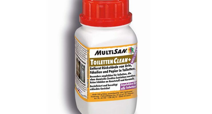 MultiSan ToilettenClean+