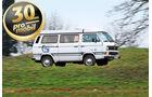Nostalgietour im VW T 3