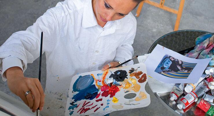 Portrait von Yvonne Zimmer-Saalbach