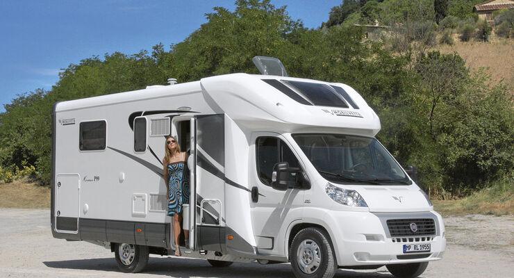 Premiere: Caravan-Salon, Mobilvetta Krosser