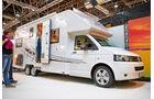 Premiere: Caravan-Salon, Reisemobile 2015, Dopfer