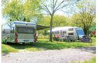 Ratgeber: Mobil-Tour Elsass, Camping Les Portes d'Alsace