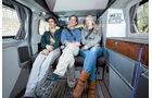 Reimo-Rückbank für drei Personen geeignet