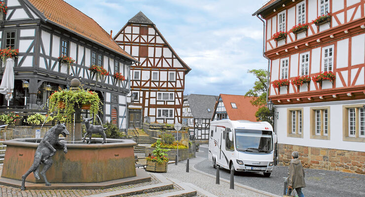 Reise-Service: Märchenstrasse