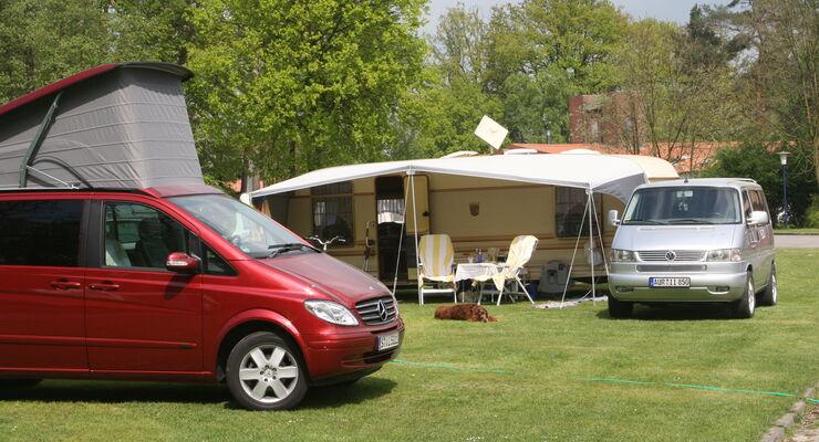 Reisemobil BVCD Camping Branche