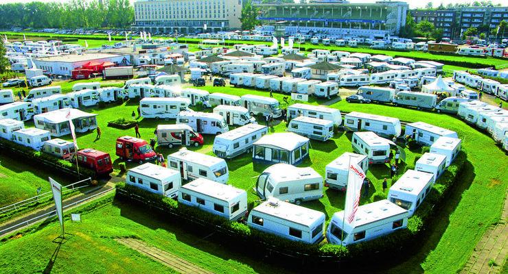 Reisemobiltage Hamburger Caravaning- und Freizeit-Ausstellung