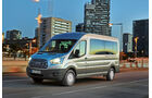 Report, Reisemobil-Trends, Ford Transit