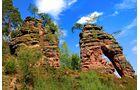 Schillerfelsen im Dahner Felsenland