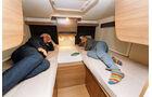 Schlafzimmer im Itineo JB 700