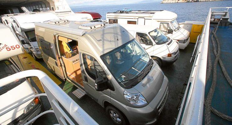 Schweden ist ein beliebtes Reiseziel für Wohnmobilfahrer, allerdings war die Fährüberfahrt bisher nicht ganz billig.