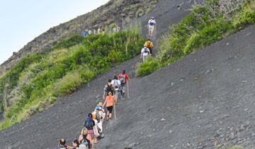 Sizilien Vulkan Führung Stromboli