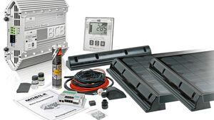 Solaranlage von Büttner Electronic