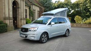 Ssang Yong Tourismo Tourist Camper