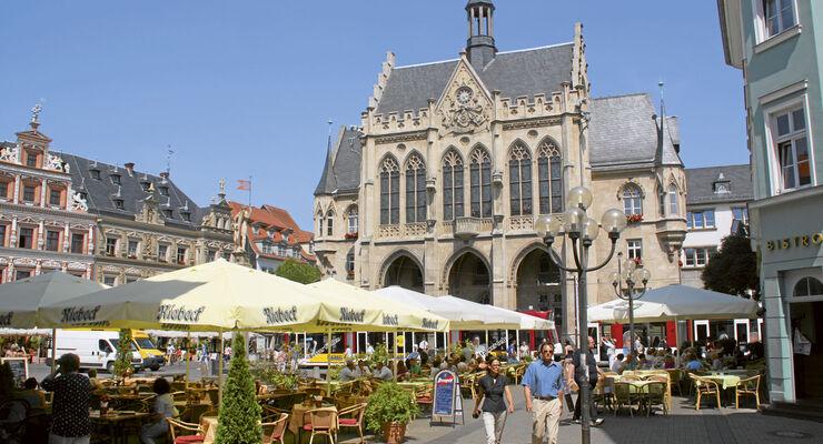 Stellplatz Erfurt