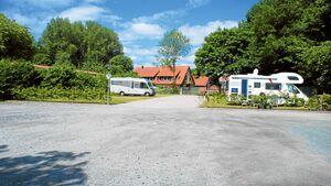 Stellplatz am Freibad