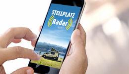 Stellplatzradar-App