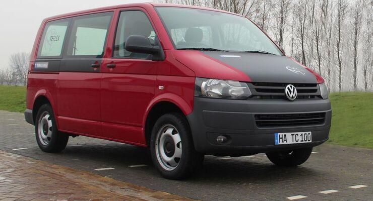 """TerraCamper präsentiert auf der """"Reise & Camping"""" in Essen vom 22. bis 26. Februar 2012 den neuen Teflex"""
