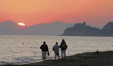 Thema des Monats: Strandgut, Traumstrände, CAR 07/2012 - Toskana