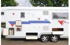 Tischer TrailLiner Auflieger Wohnmobil Reisemobil Caravan Salon 2009