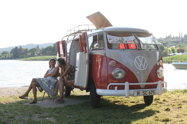 VW Bus Jubiläum