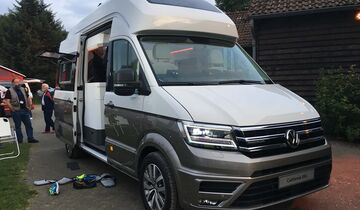 VW California XXL (2018)