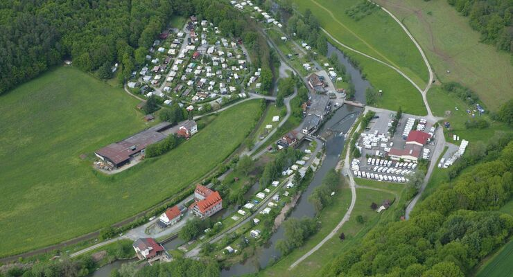 Volkert Reisemobile in Gräfendorf-Weickersgrüben und das Expocamp, Europa's größter Caravaning-Händler, kooperieren.