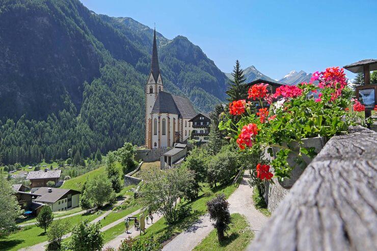 Die 10 besten Stellplätze in denAlpen: Frische Bergluft in den Alpenschnuppern