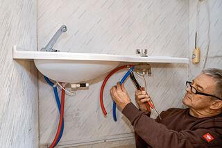 Berühmt Tipps für die Erneuerung der Wasseranlage im Wohnmobil - Promobil IM37