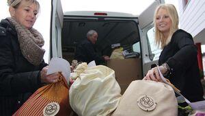 Weihnachtsaktion der Dethleffs Family Stiftung