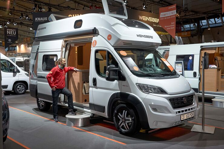 Alle Neuen Campingbusse 2019 Promobil