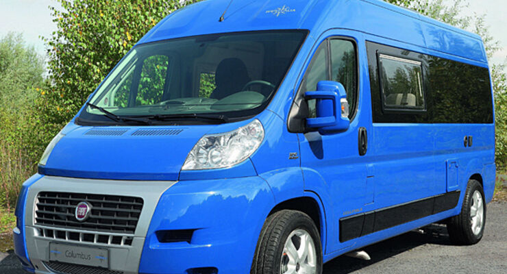 Westfalia, columbus, wohnmobil, reisemobil, caravan, wohnwagen