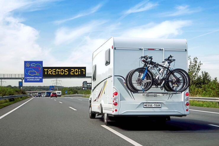 Wohnmobil Trends 2017