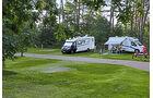 Wohnmobilpark Havelberg in Gross Quassow