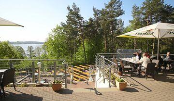Wohnmobilpark Havelberge Biergarten