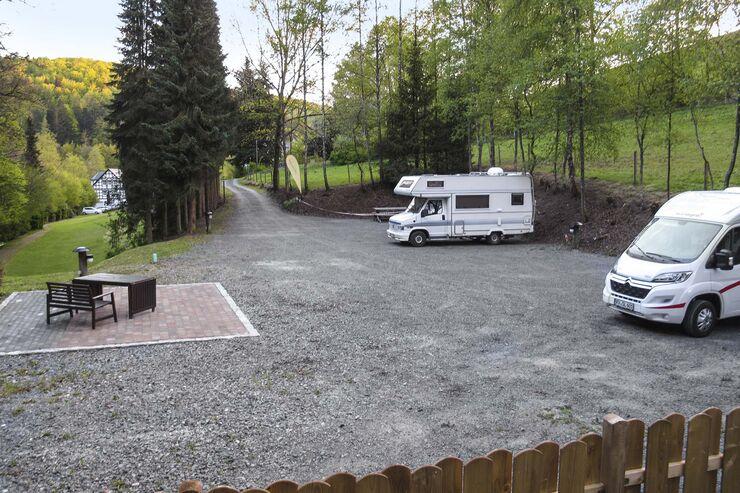 Neue Wohnmobilroute durch dasSauerland: Neue Stellplätze dankSchulprojekt