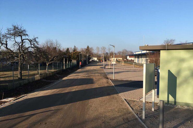 Wohnmobilstellplatz Mannheim-Neuostheim