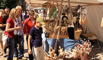 Zunftmarkt in Bad Wimpfen