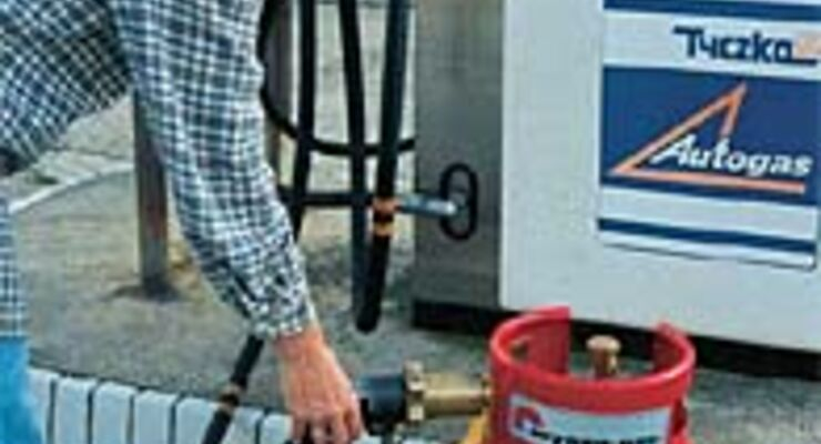 Gasflasche Zum Selbst Tanken Promobil