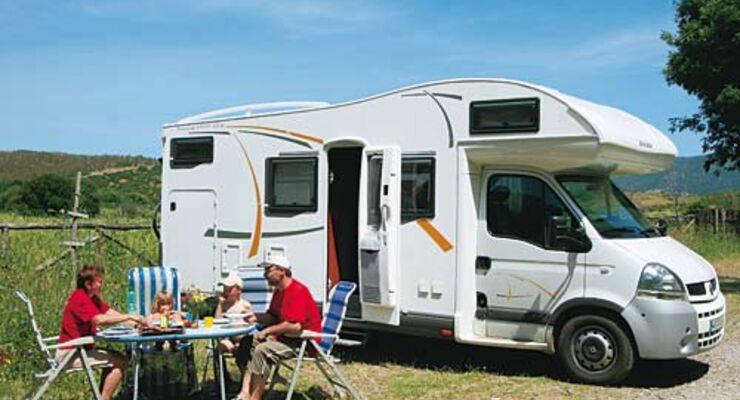 Absturzsicherung Etagenbett Wohnwagen : Benimar europe 920 promobil