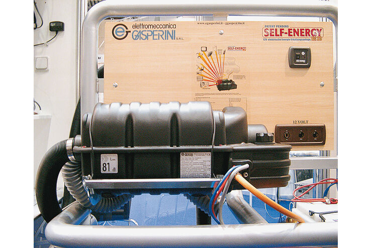 wie wird ein gasgenerator richtig angeschlossen promobil. Black Bedroom Furniture Sets. Home Design Ideas