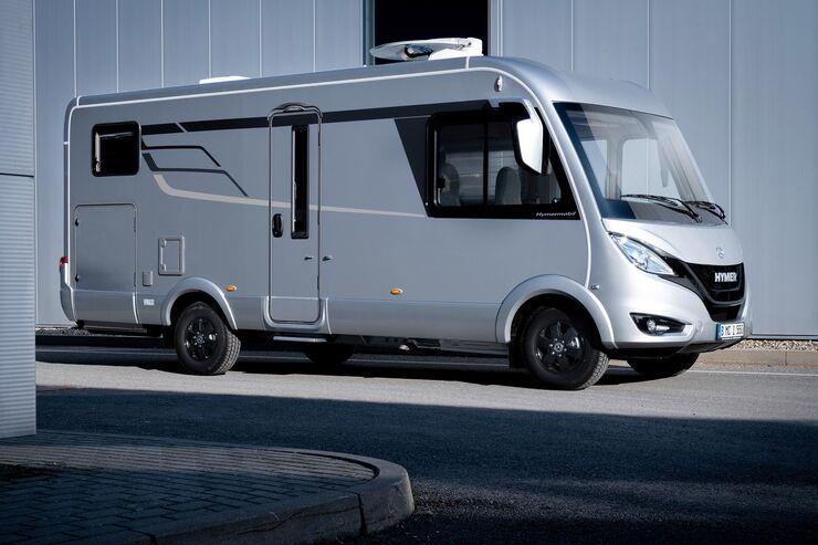 hymer wohnmobil und campingbus neuheiten 2019 promobil. Black Bedroom Furniture Sets. Home Design Ideas